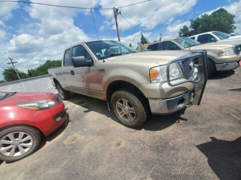 2007 Ford F-150 for sale at Geareys Auto Sales of Sioux Falls, LLC in Sioux Falls SD