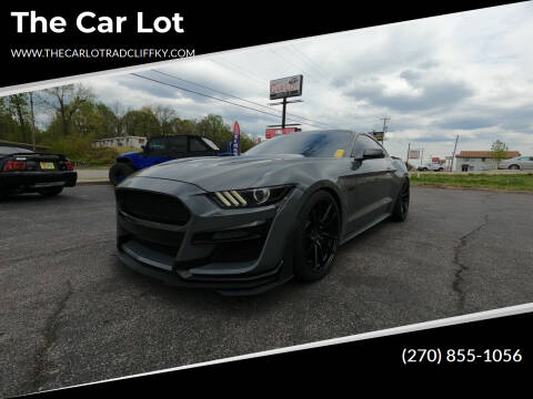 2015 Ford Mustang for sale at The Car Lot in Radcliff KY