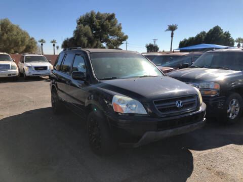 2004 Honda Pilot for sale at Valley Auto Center in Phoenix AZ