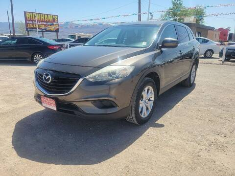 2015 Mazda CX-9 for sale at Bickham Used Cars in Alamogordo NM