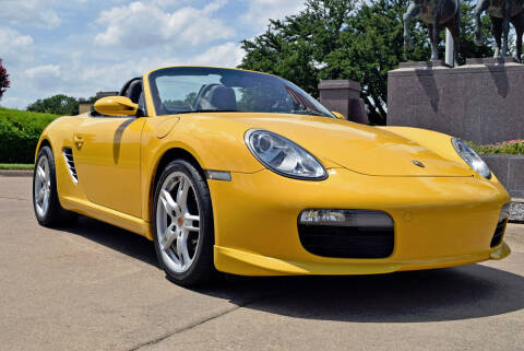 2005 Porsche Boxster for sale at European Motor Cars LTD in Fort Worth TX