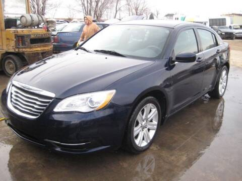 2013 Chrysler 200 for sale at Carz R Us 1 Heyworth IL - Carz R Us Armington IL in Armington IL