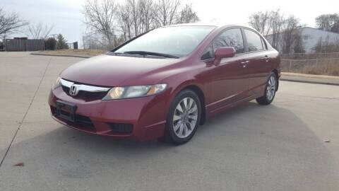 2011 Honda Civic for sale at A & A IMPORTS OF TN in Madison TN