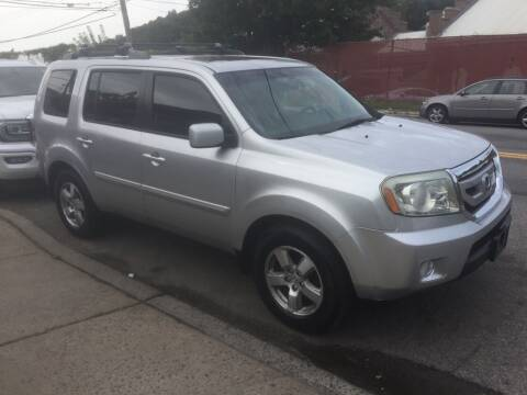 2010 Honda Pilot for sale at White River Auto Sales in New Rochelle NY