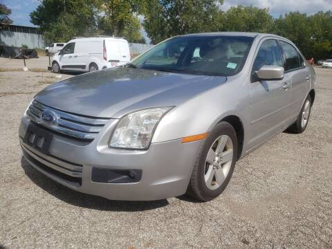 2008 Ford Fusion for sale at Flex Auto Sales in Cleveland OH