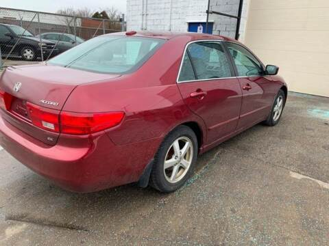 2005 Honda Accord for sale at Square Business Automotive in Milwaukee WI