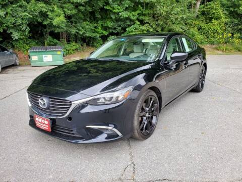 2016 Mazda MAZDA6 for sale at AUTO CONNECTION LLC in Springfield VT