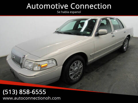 2007 Mercury Grand Marquis for sale at Automotive Connection in Fairfield OH