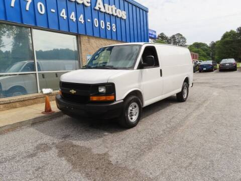 2016 Chevrolet Express Cargo for sale at Southern Auto Solutions - 1st Choice Autos in Marietta GA