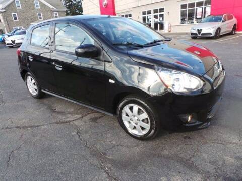 2014 Mitsubishi Mirage for sale at Jeff D'Ambrosio Auto Group in Downingtown PA
