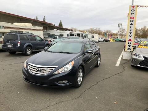 2013 Hyundai Sonata for sale at TOP QUALITY AUTO in Rancho Cordova CA
