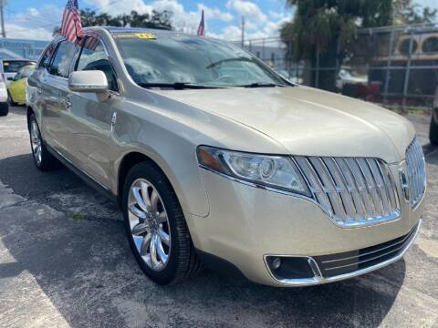 2011 Lincoln MKT for sale at CAR VIPS ORLANDO LLC in Orlando FL