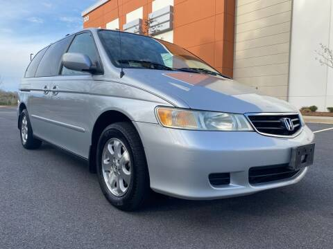 2004 Honda Odyssey for sale at ELAN AUTOMOTIVE GROUP in Buford GA