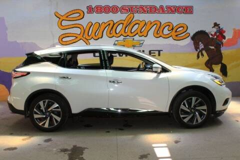 2018 Nissan Murano for sale at Sundance Chevrolet in Grand Ledge MI