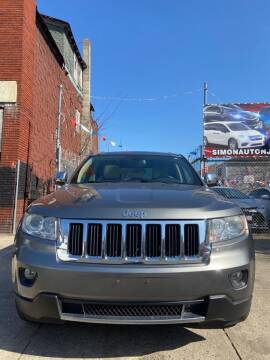 2012 Jeep Grand Cherokee for sale at Simon Auto Group in Newark NJ