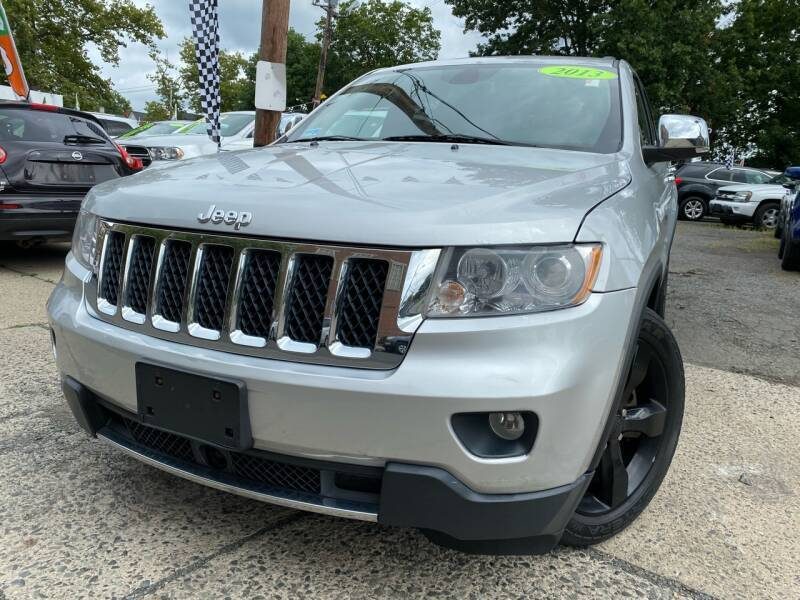 2013 Jeep Grand Cherokee for sale at Best Cars R Us LLC in Irvington NJ