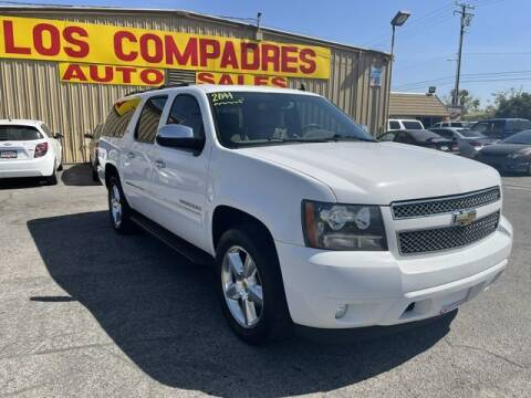 2011 Chevrolet Suburban for sale at Los Compadres Auto Sales in Riverside CA
