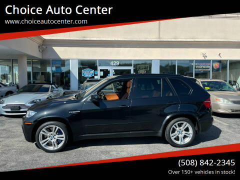 2013 BMW X5 M for sale at Choice Auto Center in Shrewsbury MA