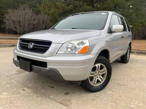 2004 Honda Pilot for sale at El Camino Auto Sales in Sugar Hill GA