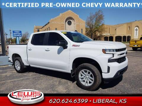 2019 Chevrolet Silverado 1500 for sale at Lewis Chevrolet Buick of Liberal in Liberal KS