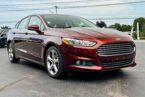 2015 Ford Fusion for sale at Knighton's Auto Services INC in Albany NY