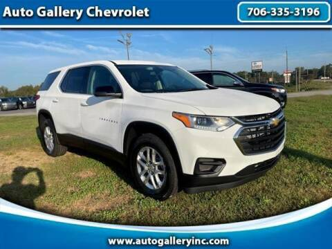 2021 Chevrolet Traverse for sale at Auto Gallery Chevrolet in Commerce GA