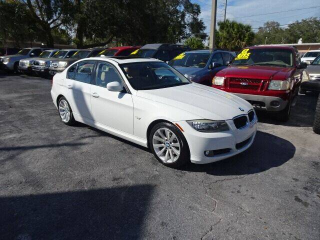 2011 BMW 3 Series for sale at DONNY MILLS AUTO SALES in Largo FL