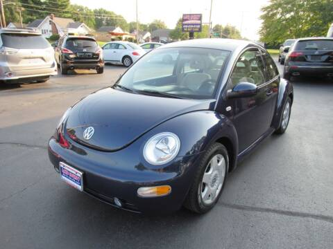 2001 Volkswagen New Beetle for sale at Lake County Auto Sales in Painesville OH