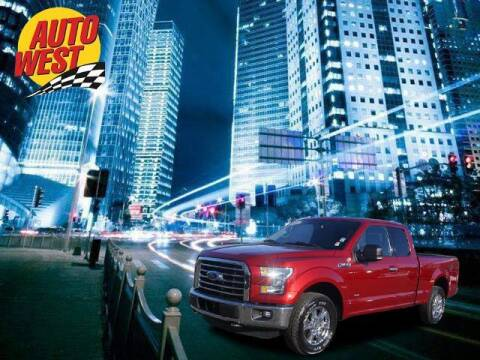 2016 Ford F-150 for sale at Autowest of Plainwell in Plainwell MI