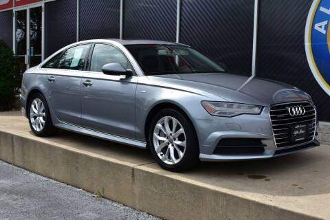 2017 Audi A6 for sale at Alfa Romeo & Fiat of Strongsville in Strongsville OH