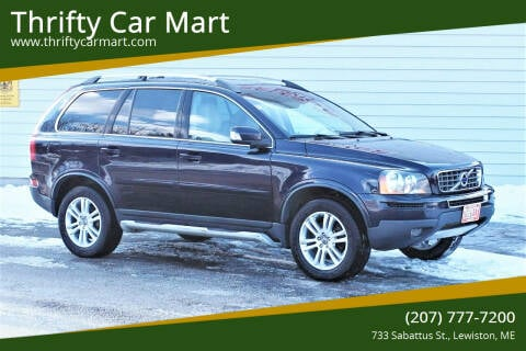 2011 Volvo XC90 for sale at Thrifty Car Mart in Lewiston ME