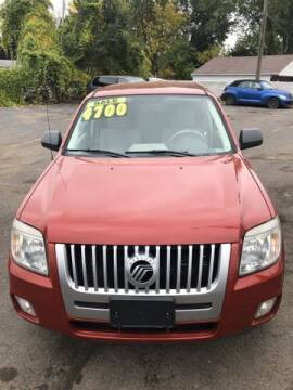2009 Mercury Mariner for sale at Al's Linc Merc Inc. in Garden City MI