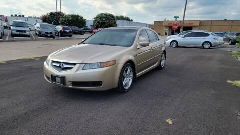 2005 Acura TL for sale at Image Auto Sales in Dallas TX