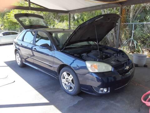 2006 Chevrolet Malibu Maxx for sale at Easy Credit Auto Sales in Cocoa FL