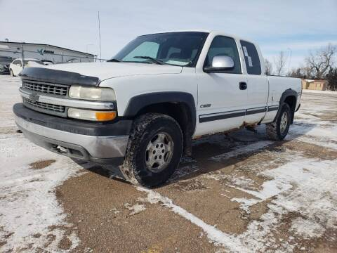 2001 Chevrolet Silverado 1500 for sale at Geareys Auto Sales of Sioux Falls, LLC in Sioux Falls SD