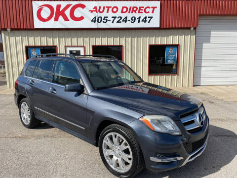 2013 Mercedes-Benz GLK for sale at OKC Auto Direct in Oklahoma City OK