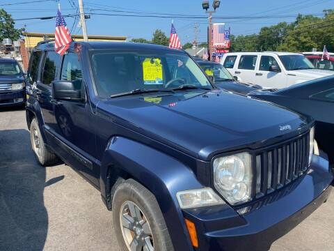 2008 Jeep Liberty for sale at Primary Motors Inc in Commack NY