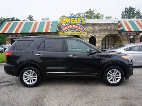 2014 Ford Explorer for sale at Oneal's Automart LLC in Slidell LA
