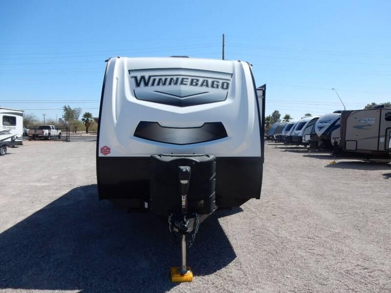 2021 Winnebago Micro Minnie2108TB for sale at Eastside RV Liquidators in Tucson AZ