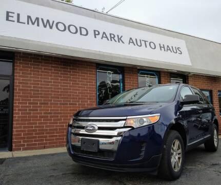 2011 Ford Edge for sale at Elmwood Park Auto Haus in Elmwood Park IL