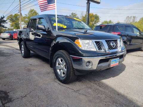 2010 Nissan Frontier for sale at Peter Kay Auto Sales in Alden NY