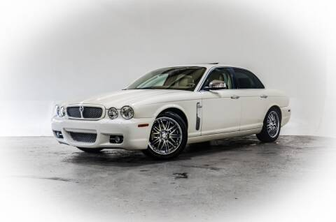2008 Jaguar XJ-Series for sale at CarXoom in Marietta GA
