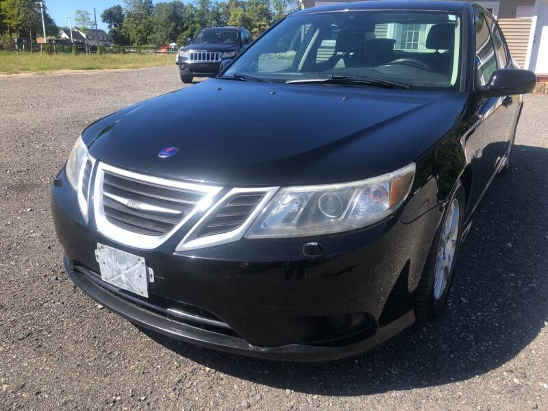 2008 Saab 9-3 for sale at AUTO OUTLET in Taunton MA