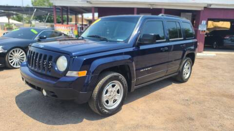 2014 Jeep Patriot for sale at Fast Trac Auto Sales in Phoenix AZ