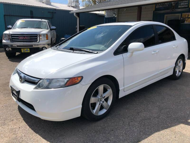 2008 Honda Civic for sale at El Tucanazo Auto Sales in Grand Island NE
