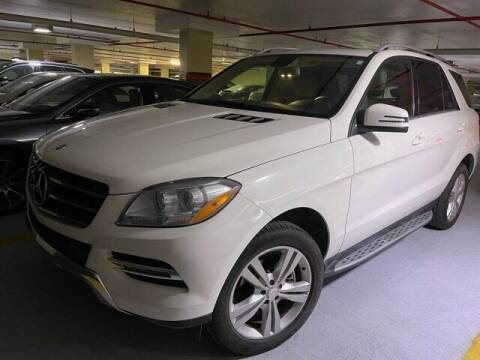 2013 Mercedes-Benz M-Class for sale at Auto Sport Group in Delray Beach FL