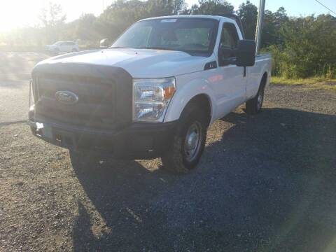 2012 Ford F-350 Super Duty for sale at Complete Auto Credit in Moyock NC