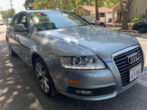 2009 Audi A6 for sale at Bay Areas Finest in San Jose CA