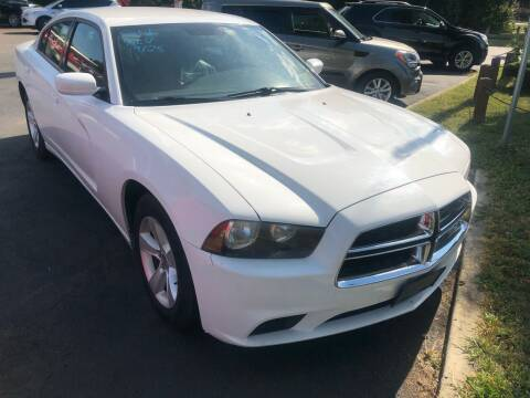 2012 Dodge Charger for sale at Right Place Auto Sales in Indianapolis IN