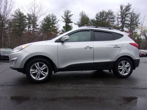 2013 Hyundai Tucson for sale at Mark's Discount Truck & Auto Sales in Londonderry NH
